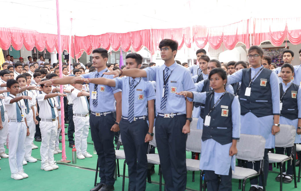 Investiture Ceremony-Oath Taking