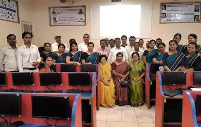 Teachers training program on POCSO