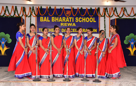 Group song- Teachers' Day Celebration