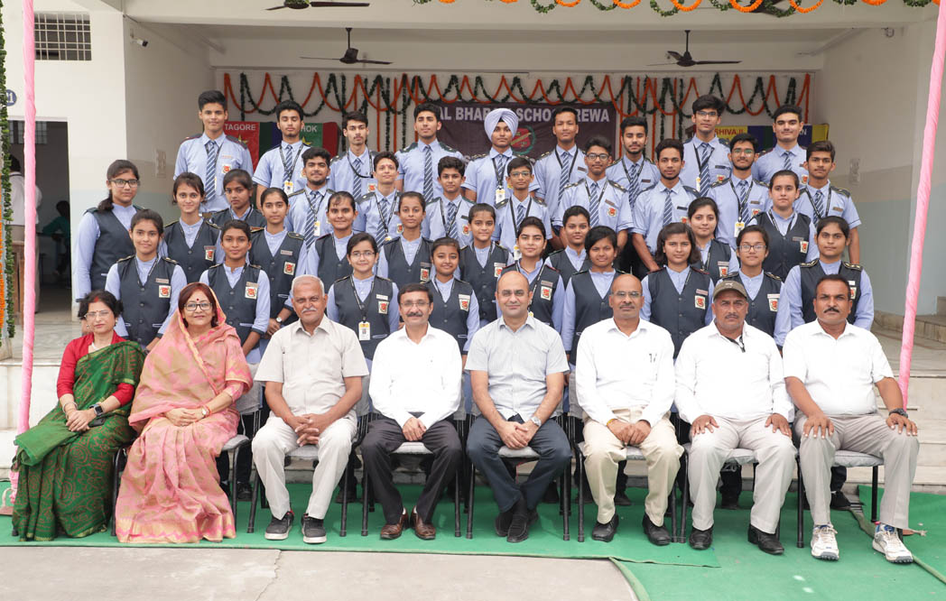 Investiture Ceremony- Office Bearers